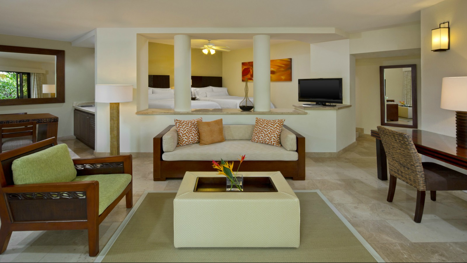 Family Junior Suite - The Westin Golf Resort & Spa
